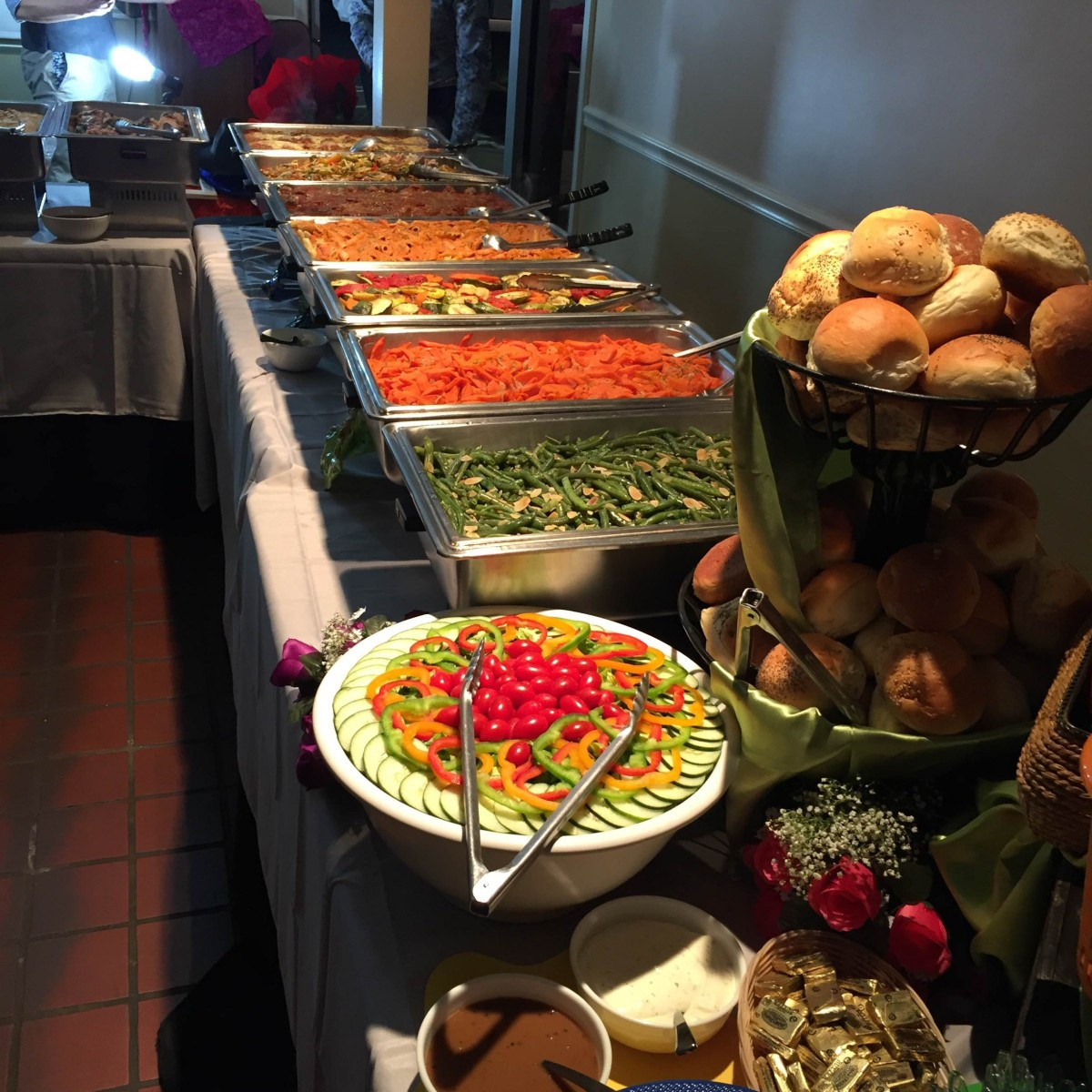 Sweet 16 Buffet
